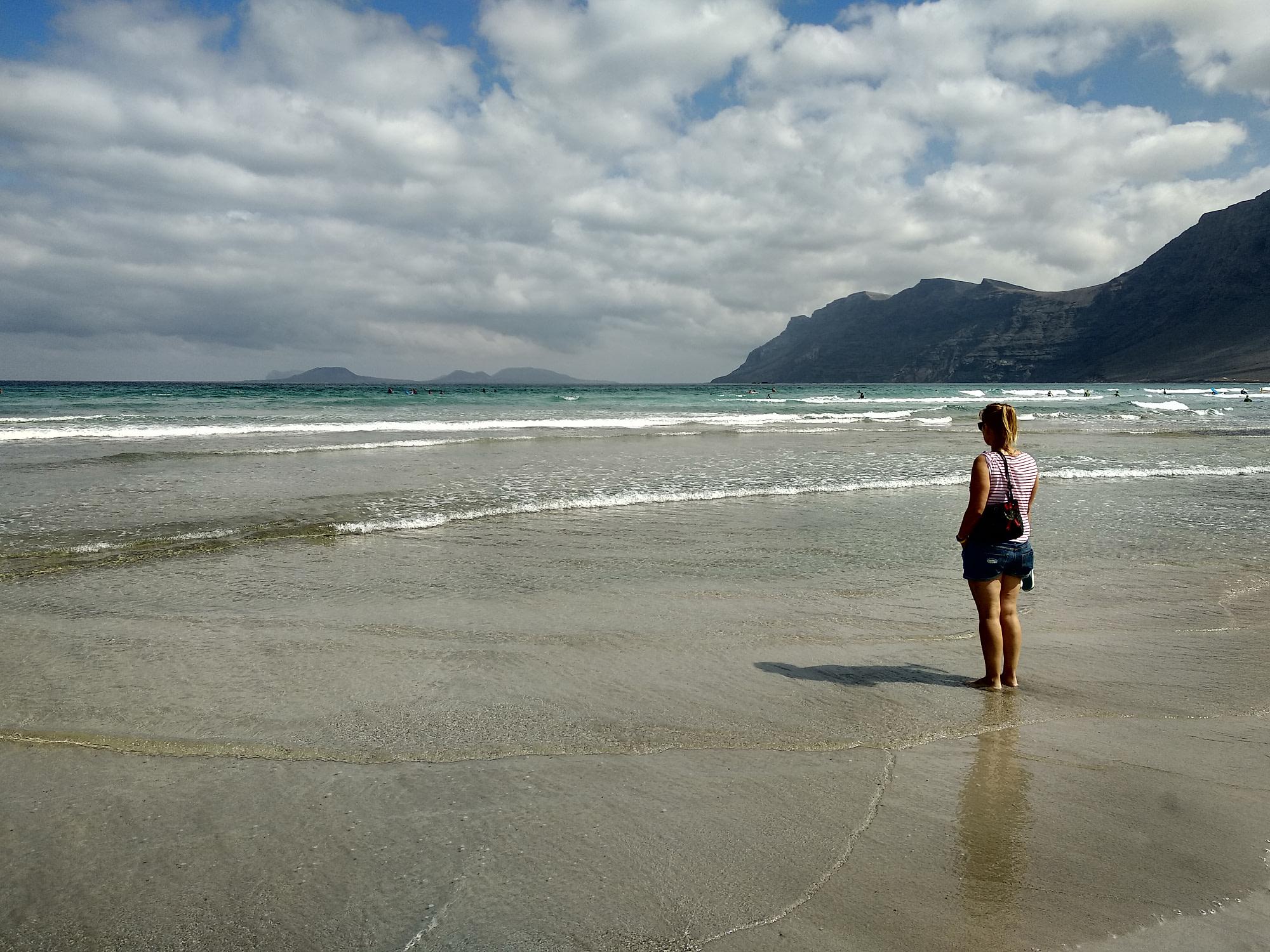 playa de famara