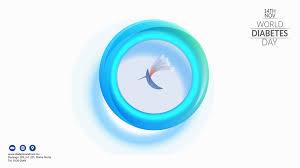 ciruclo azul de la diabetes