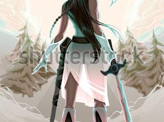mimi la princesa guerrera