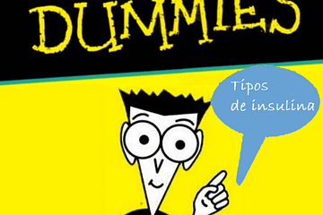 diabetes for dummies tipos de insulina