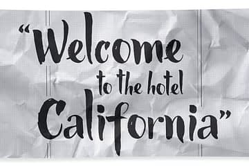cartel hotel california